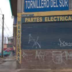 Tornillero del Sur en Bogotá