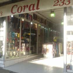 Coral Patronato en Santiago