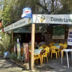 Donde La Malvina en Santiago