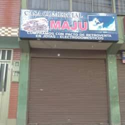 Casa Comercial Maju en Bogotá