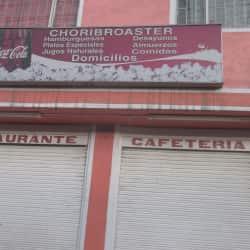 Choribroaster  en Bogotá