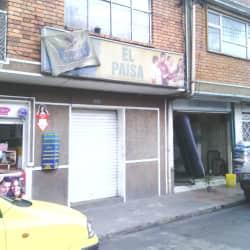 El Paisa Carrera 69C en Bogotá