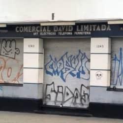 Equipamiento industrial David en Santiago