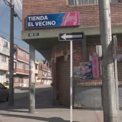 Tienda El Vecino en Bogotá