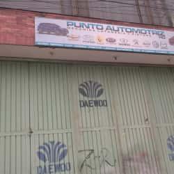 Punto automotriz r.g en Bogotá