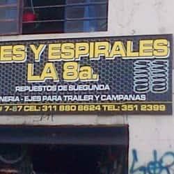 Rines y Espirales La 8A en Bogotá