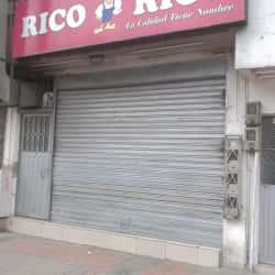 Rico Rico Carrera 80 con 56 en Bogotá