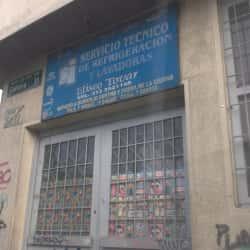 Servicio Técnico de Refrigeración y Lavadoras  en Bogotá