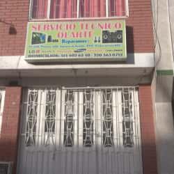 Servicio Técnico Olarte en Bogotá