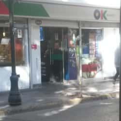 Ok Market - Francisco Noguera en Santiago