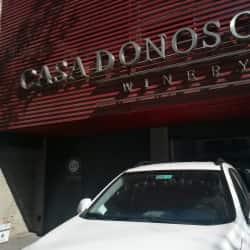 Casa Donoso en Santiago