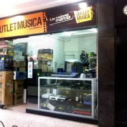 Outlet Música en Santiago