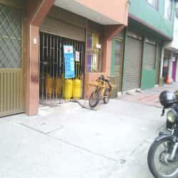 Progas  en Bogotá