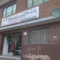 Distribuidora Exipollo en Bogotá