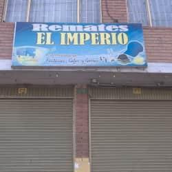 Remates El Imperio en Bogotá