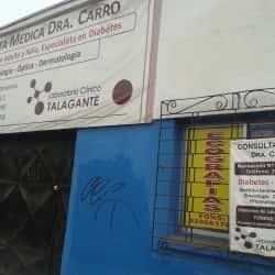 Consulta Médica Doctora Carro en Santiago