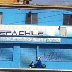 Sistema de filtrado Hepa chile en Santiago