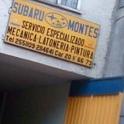 Subaru Montes en Bogotá