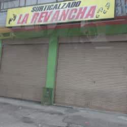 Surticalzado La Revancha en Bogotá