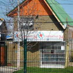 Farmacias 24 en Santiago
