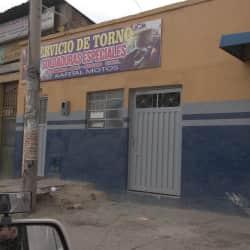 Servicio de Torno Carrera 14 en Bogotá