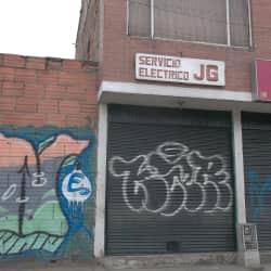 Servicio Electrico J.G. en Bogotá