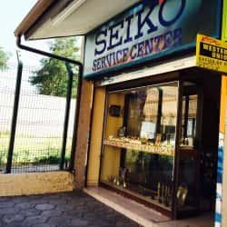Seiko service center en Santiago