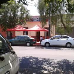 El Che Peruano en Santiago
