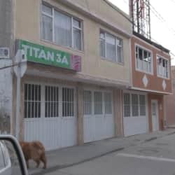 Titan 3A en Bogotá