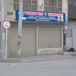 Trastos y Chiros en Bogotá
