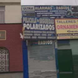 Ultra Alarmas Carrera 28 en Bogotá