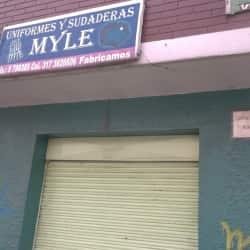 Uniformes y Sudaderas Myle en Bogotá