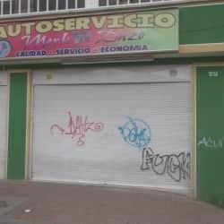 Autoservicio Merk Dazo en Bogotá