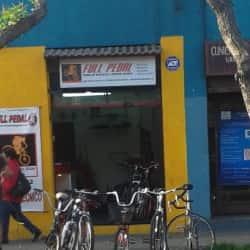 Full Pedal en Santiago