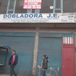 Dobladora J.E  en Bogotá