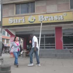 Suri Brasa en Bogotá