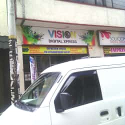 Vision Digital Express en Bogotá