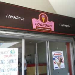 Heladería y Cafetería Logroño  en Santiago