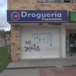 Drogueria Paguemenos Calle 56F Con 93C en Bogotá