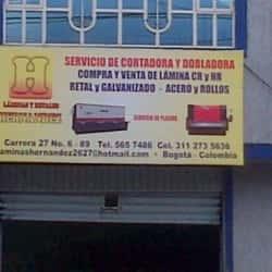 Laminas y Retales Hernandez en Bogotá