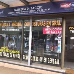 Sastría Di'Baccio en Santiago