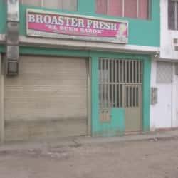 Broaster Fresh en Bogotá