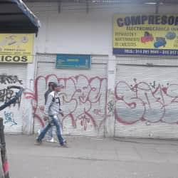 Comprensores Electromecanica Inkas en Bogotá