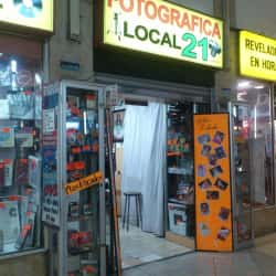 Fotografica Local 21 en Santiago