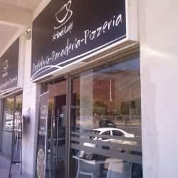 Krumel Café en Santiago