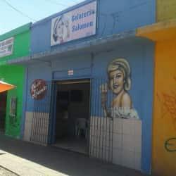 Gelateria Salomon en Santiago