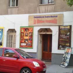 La Divina Comedia en Santiago