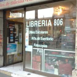 Librería 806 en Santiago