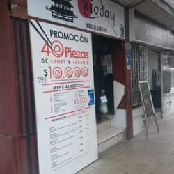 Kioday Sushi en Santiago
