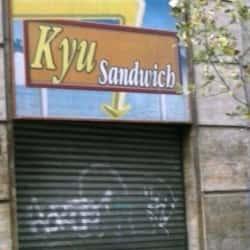 Sandwichería Kyu Sandwich en Santiago
